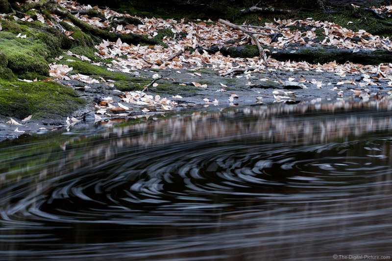 Long Exposure Stream Picture