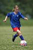 Youth Soccer Action Picture