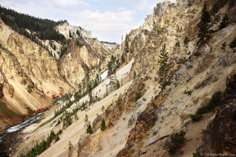 Uncle Tom's Trail, Yellowstone National Park