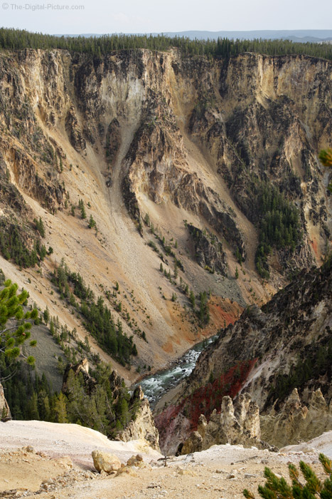 Grand Canyon of Yellowstone NP
