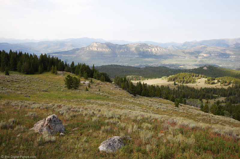 Colter Pass, Beartooth Highway, Montana