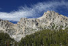 Grand Teton Mountain Peak Picture