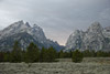 After Sunset in the Tetons