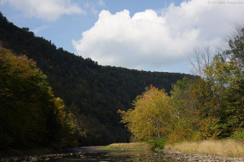 Pine Creek Landscape Picture