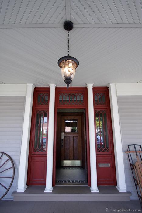 Elegant Porch Picture
