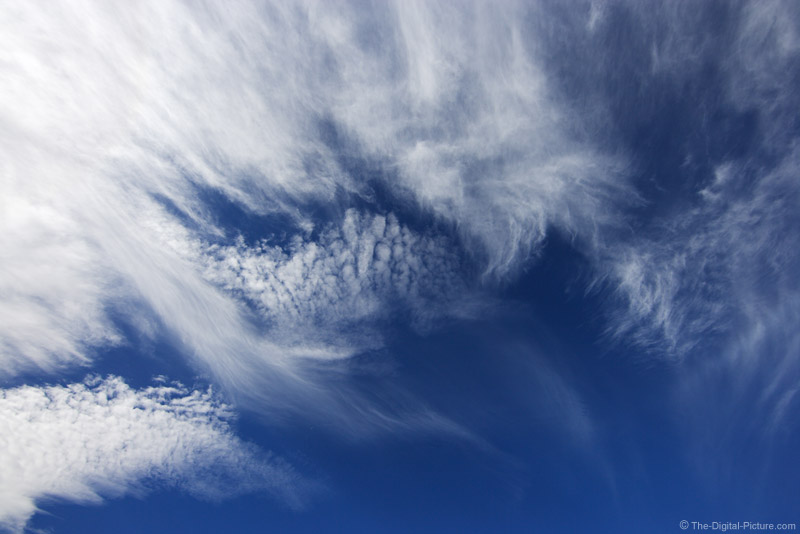 Beautiful Cloud Formation Picture