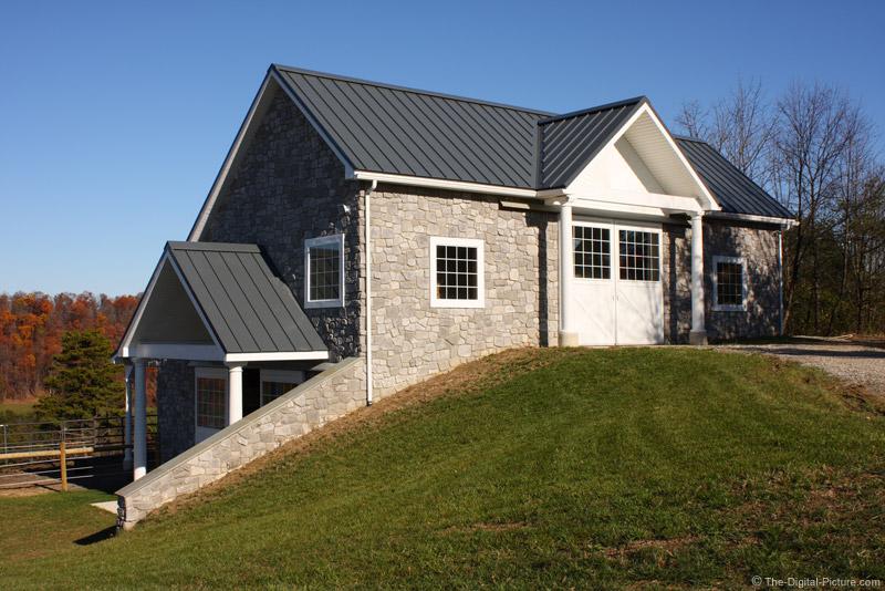 Stone Barn Picture