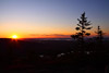 18mm Cadillac Mountain Sunset