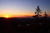 18mm Cadillac Mountain Sunset