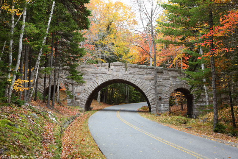 Carriage Road Bridge, Acadia National Park, Maine