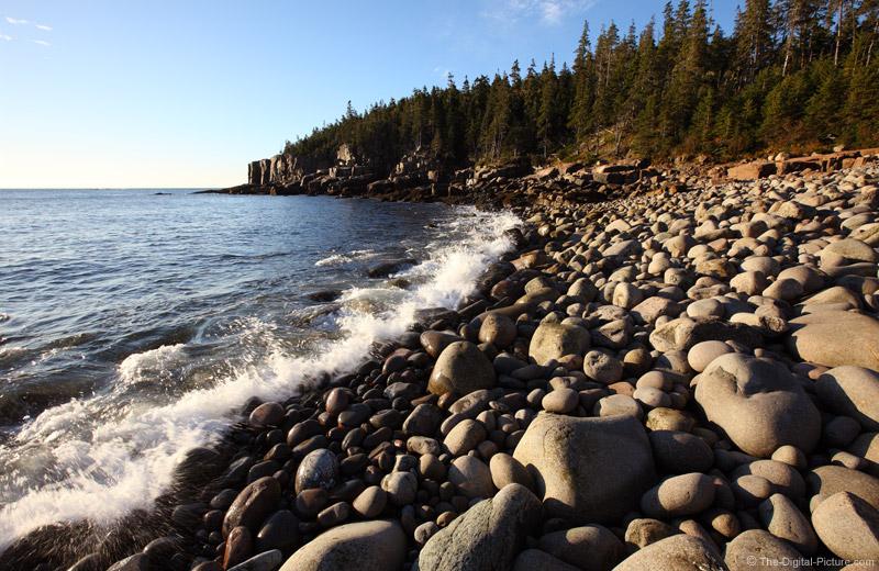 Round Rock Beach, Otter Cliff, Acadia National Park