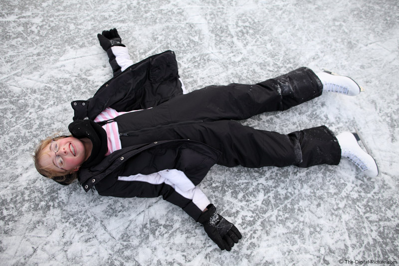 Ice Skating Accident