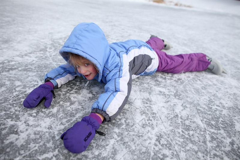 Beginner Ice Skating