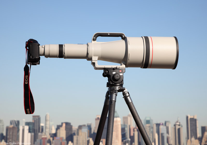 The Beautiful Canon Ef 1200mm f/5.6 L USM Lens