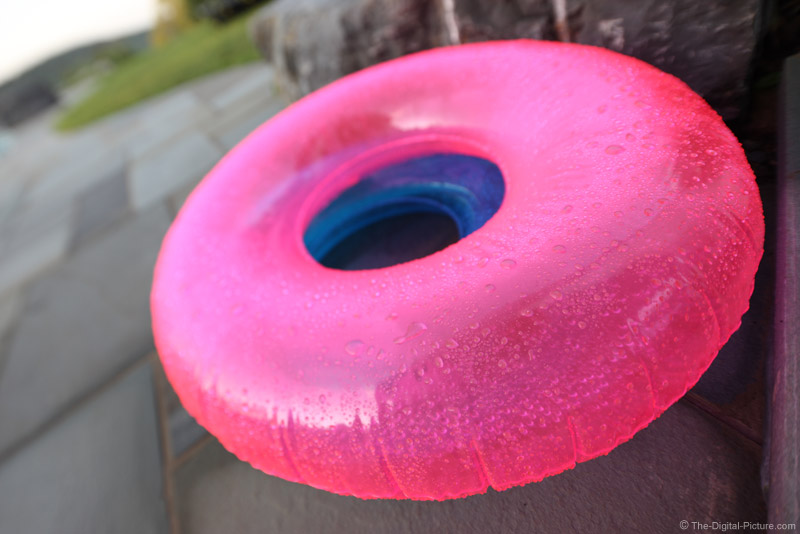 Pink Tube Picture