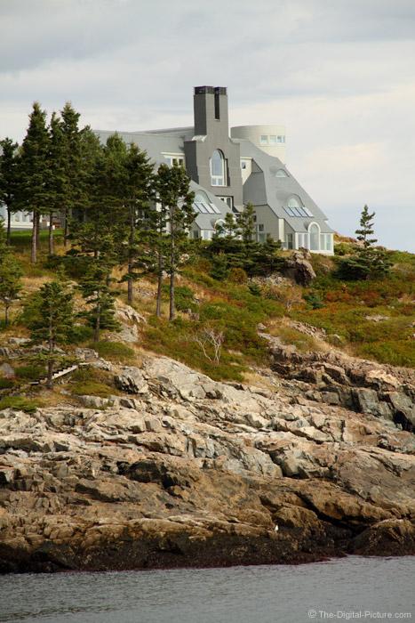 Nice Maine Coast House