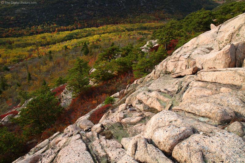 Champlain Mountain, Acadia National Park