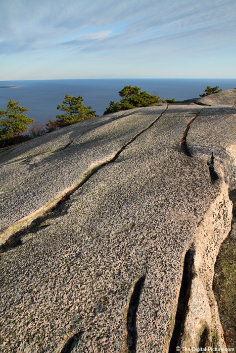 Champlain Mountain Granite