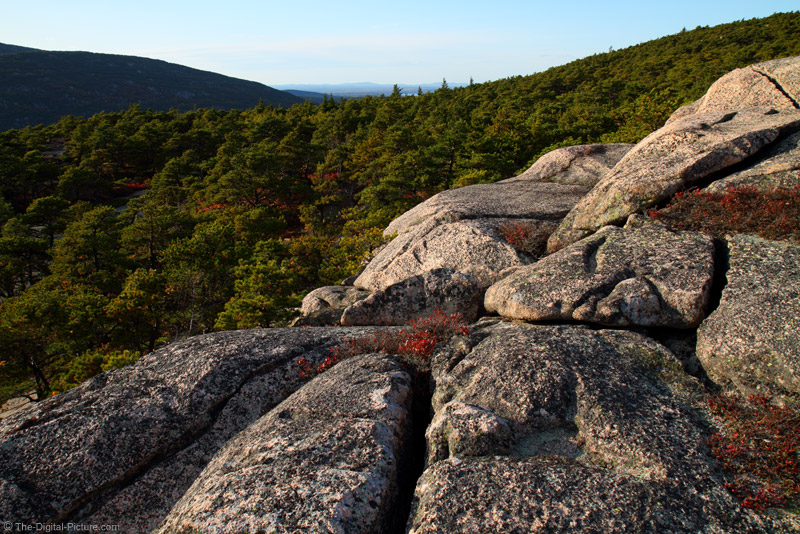 Champlain Mountain Boulders