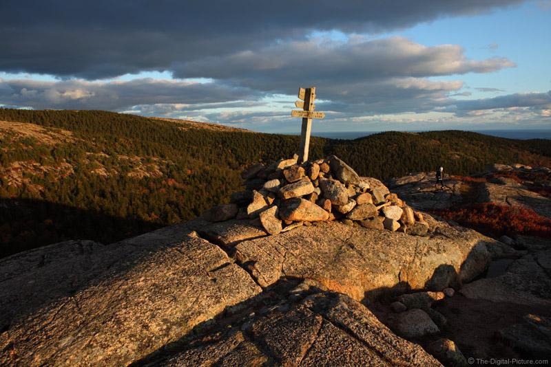 Bald Peak Summit