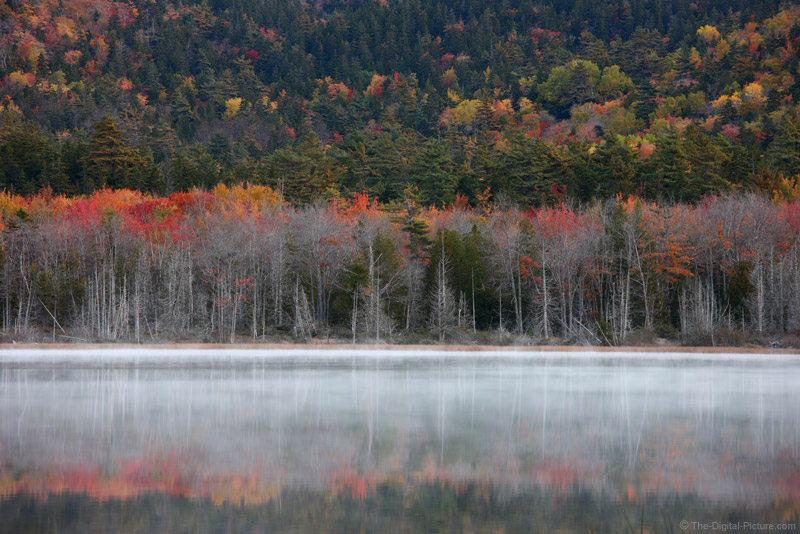 Upper Hadlock Pond, Acadia National Park