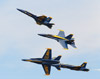 Blue Angels Break Formation