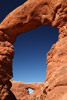 Window Arches, Arches National Park