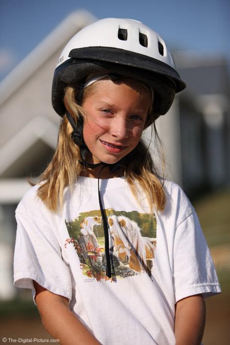 Horse-Loving Kid