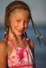 Beach Sunset Portrait 2