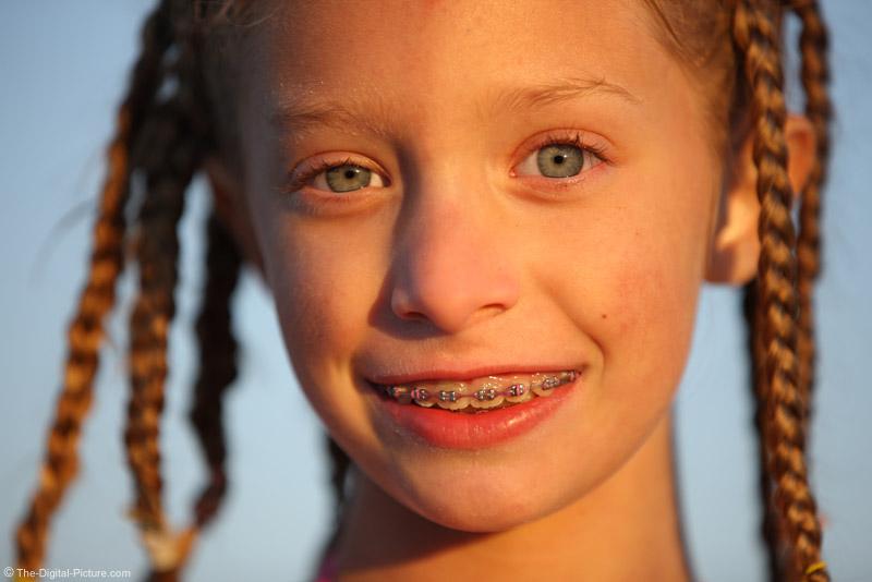 Salty Girl Portrait