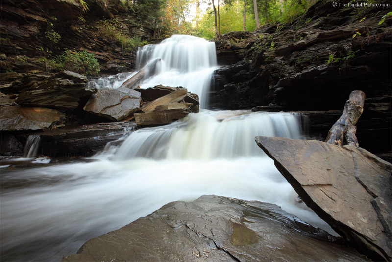 Shawnee Falls, Ricketts Glen SP