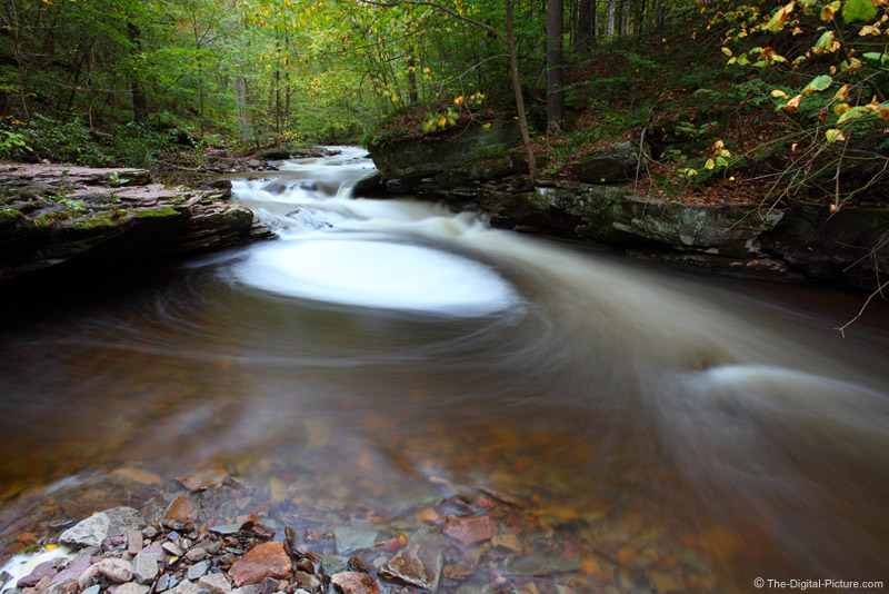 Whirlpool in Ricketts Glen