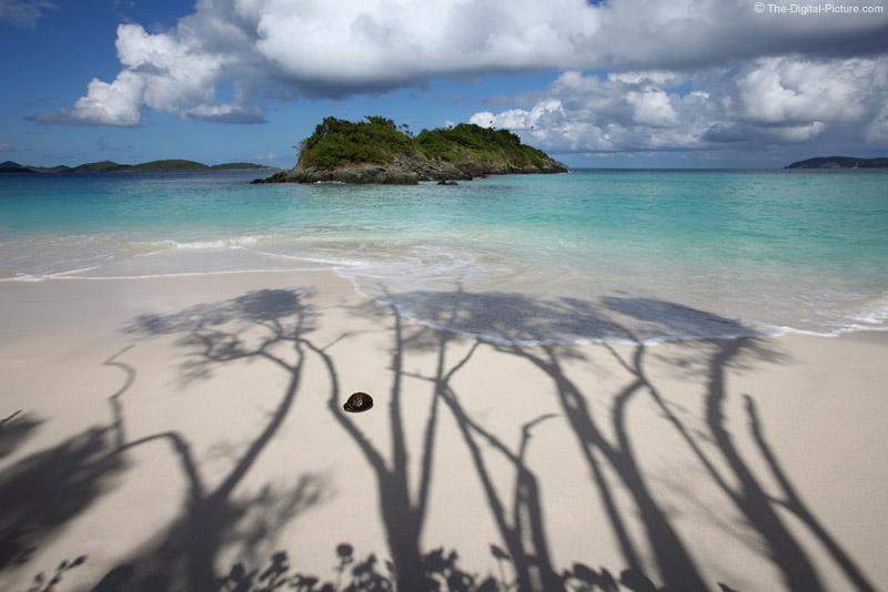Trunk Bay Shadows