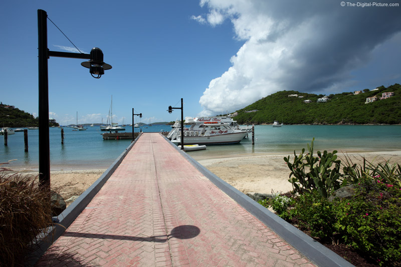 Great Cruz Bay Dock