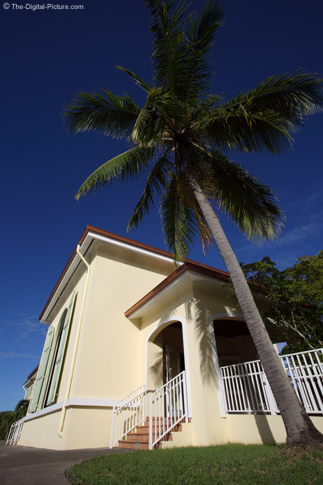 Virgin Islands National Park Visitors Center