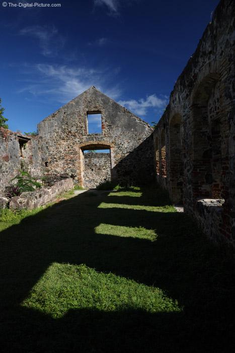 Annaberg Sugar Mill Ruins Picture
