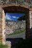 Doorway at Annaberg Sugar Mill Ruins