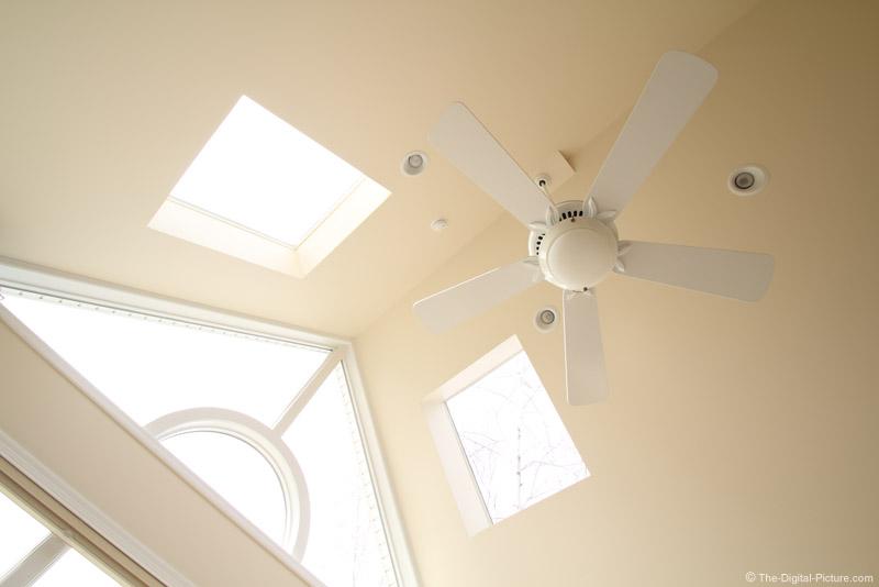 Sunroom Ceiling