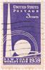 1939 New York World's Fair Stamp