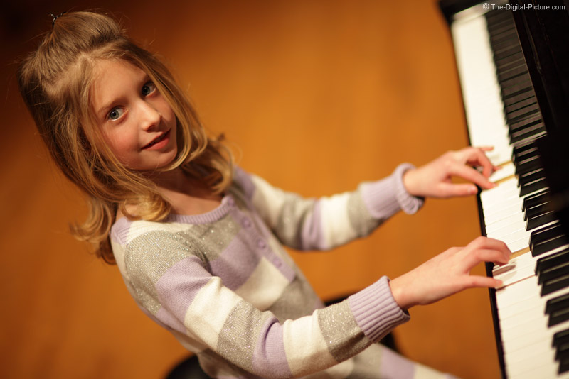 Playing Piano Picture