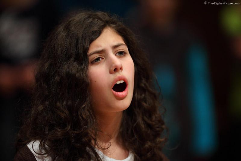 Chorale Singer