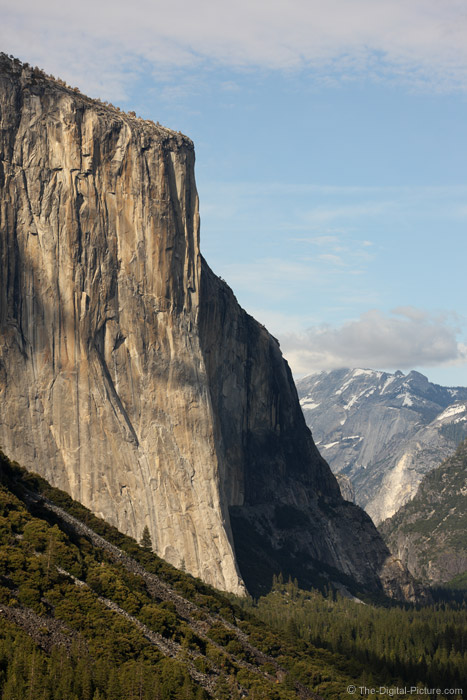 El Capitan Close-up