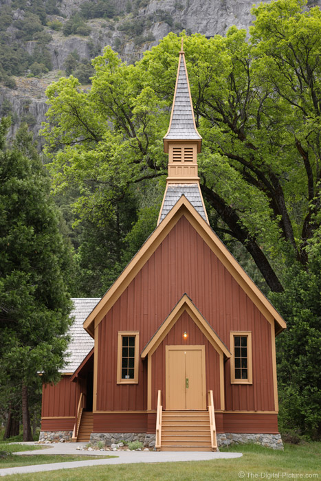 Yosemite Valley Chapel, Yosemite National Park