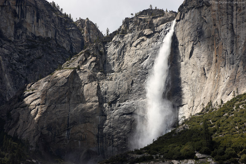 Upper Yosemite Falls, Yosemite National Park