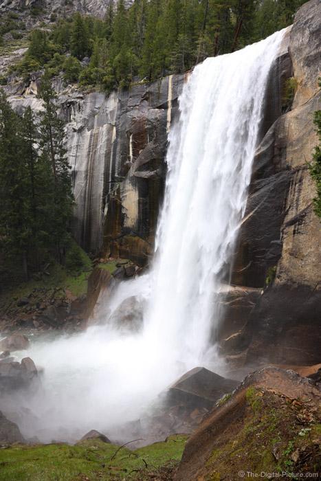 Vernal Falls, Yosemite NP
