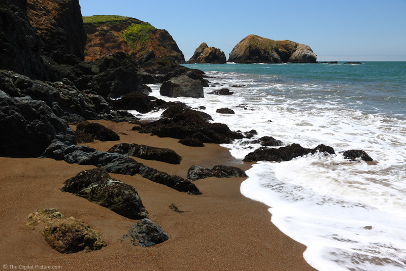 Rodeo Cove Beach