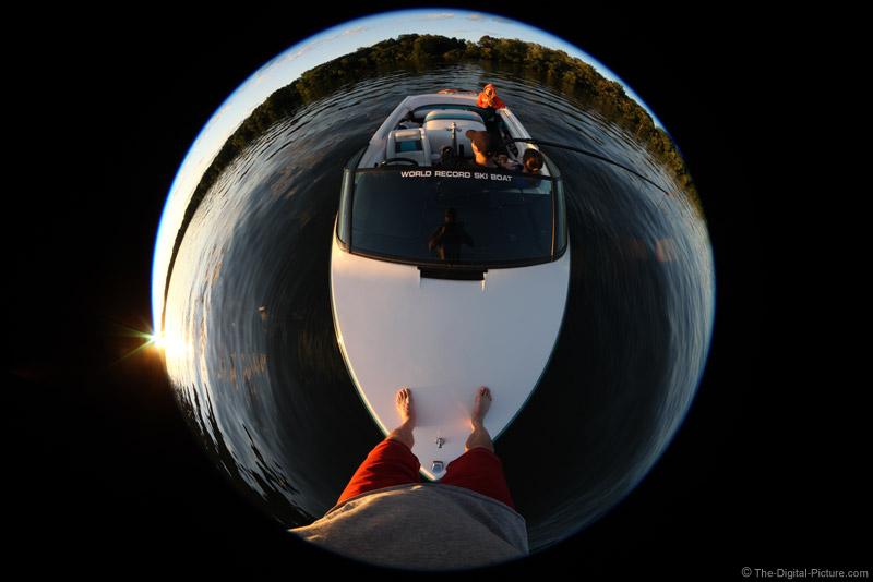 Ski Boat Picture