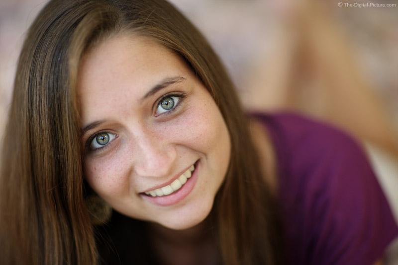 Senior Portrait - Ashley
