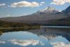 Saint Mary Lake Mirror Image