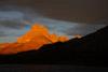 Sunrise at Swiftcurrent Lake, Glacier National Park